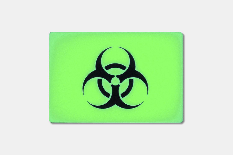 Green – Biohazard