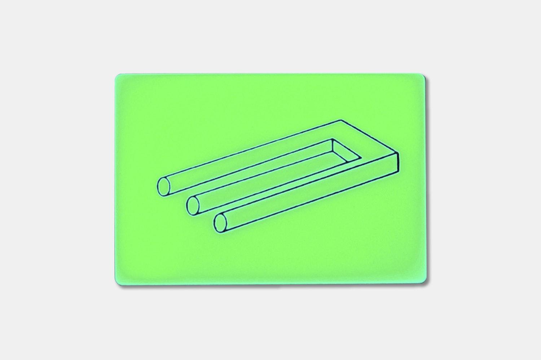 Green – M. C. Escher
