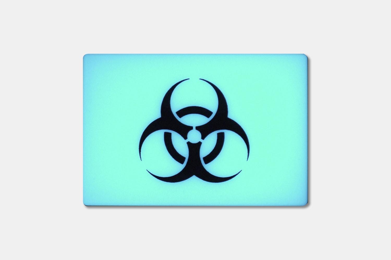 Blue – Biohazard