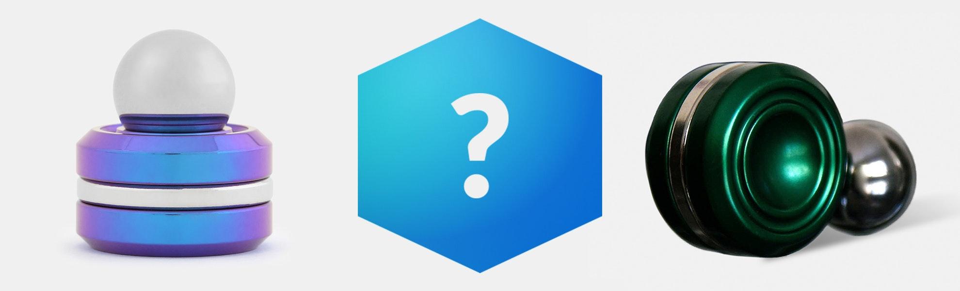 Massdrop Blue Box: TEC Accessories Orbiter Spinner