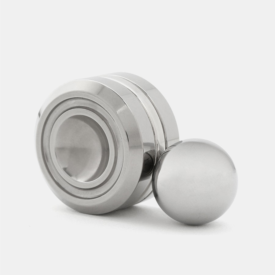 TEC Accessories Titanium Orbiter Fidget Spinners
