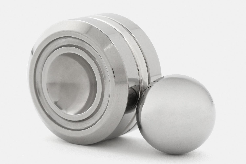 Polished Titanium