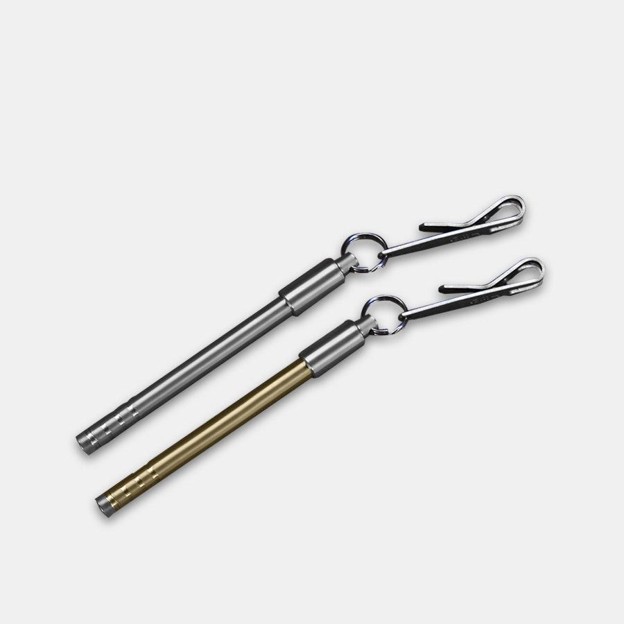 TEC Accessories PicoPen Keychain Pen (2-Pack)