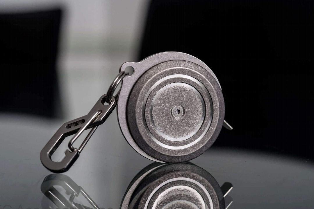 TEC Accessories Ti-Tape Titanium Tape Measure