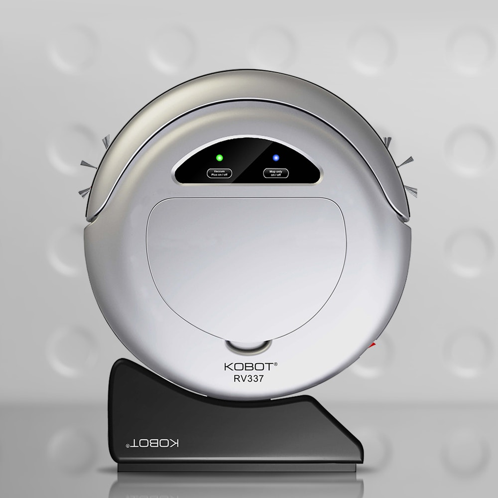 Techko Maid Kobot RV337 Robotic Vacuum