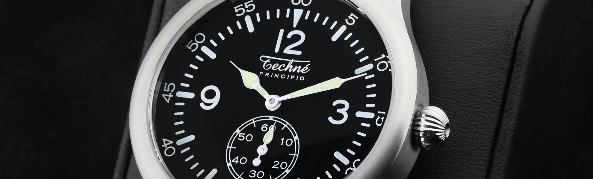 Techné Merlin Watch