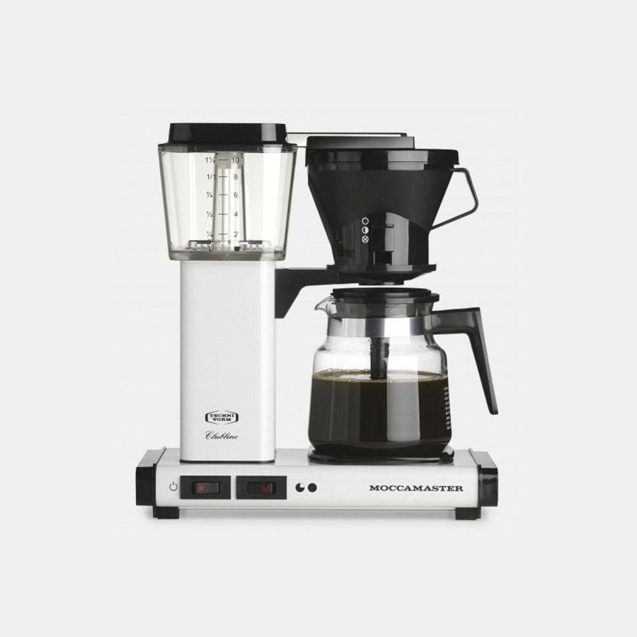 Technivorm KB White Metallic Coffee Maker