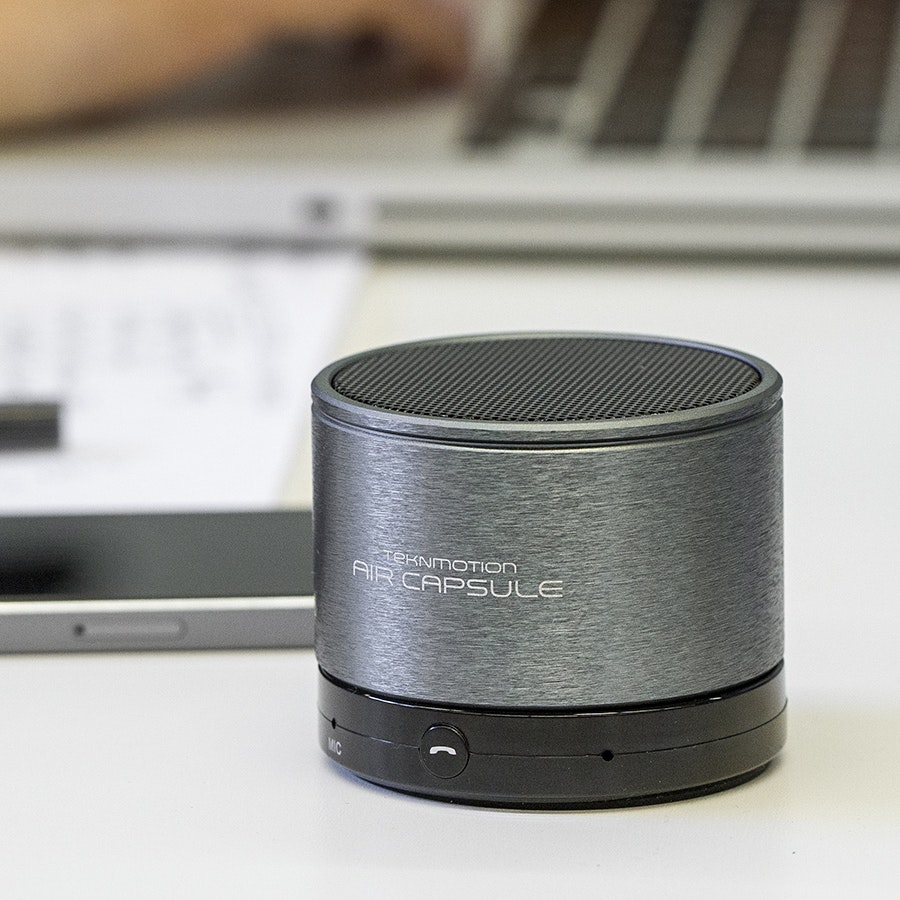 TekNmotion Bluetooth Speaker