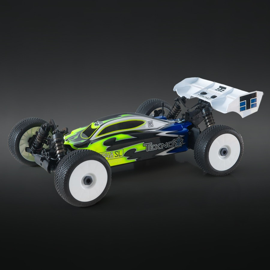 Tekno RC 1/8 EB48SL Super Light 4WD Kit