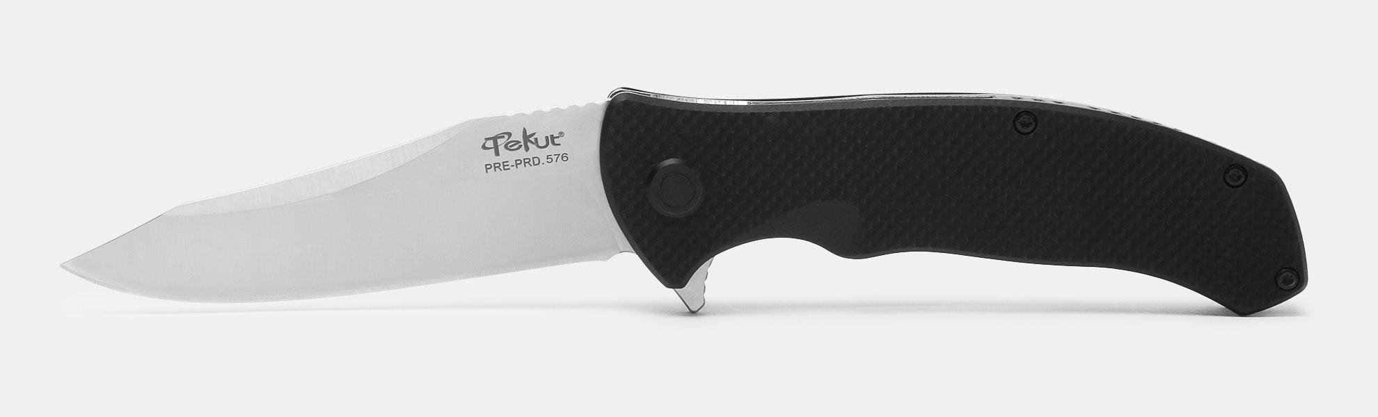 Tekut Tough Folding Knife