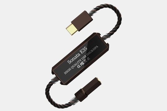Tempotec Sonata E35 & E44 USB-C DAC/Amp