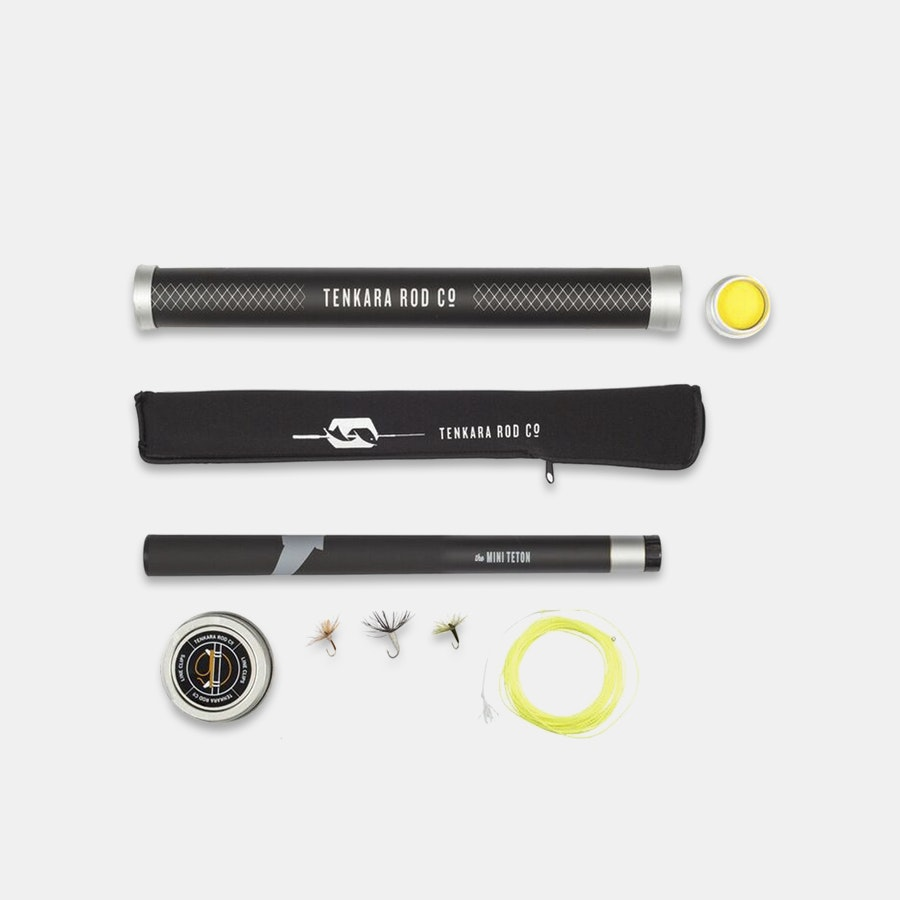 Tenkara Rod Co. Mini Teton Package