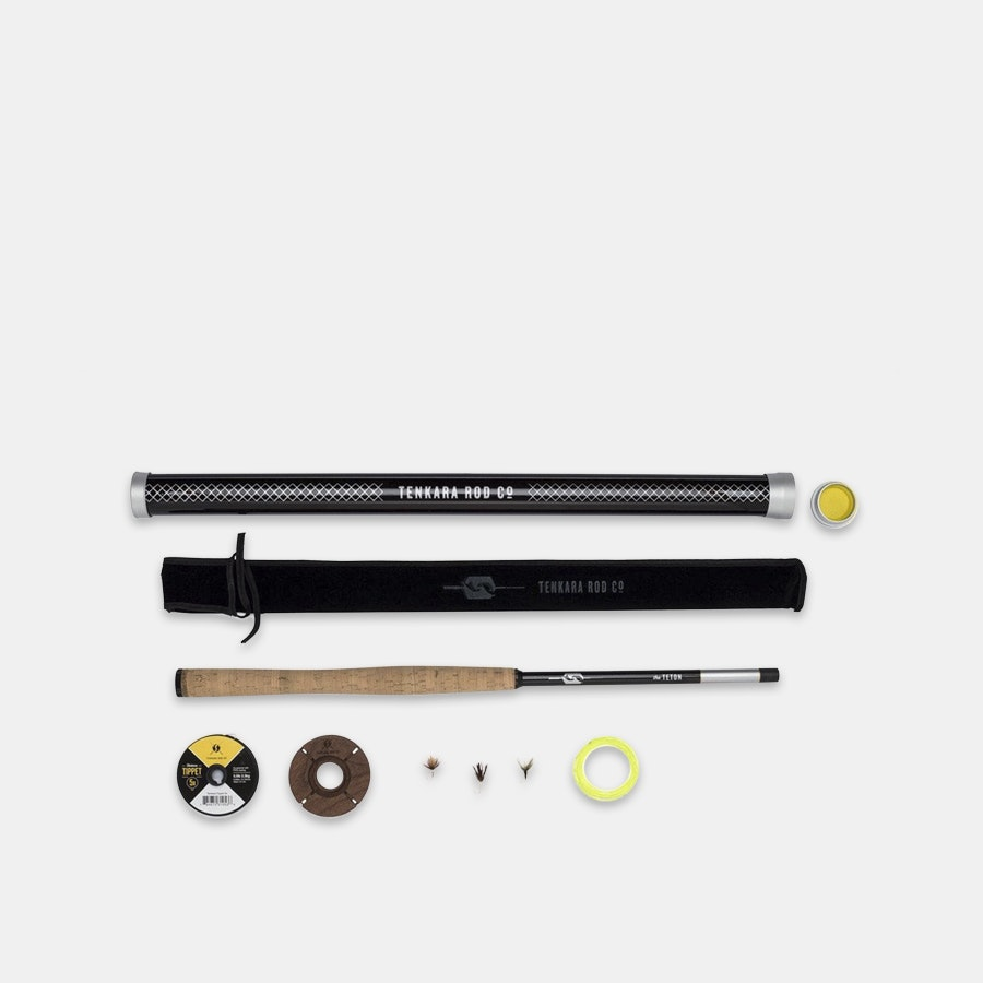 Tenkara Rod Co. Sawtooth / Teton Package