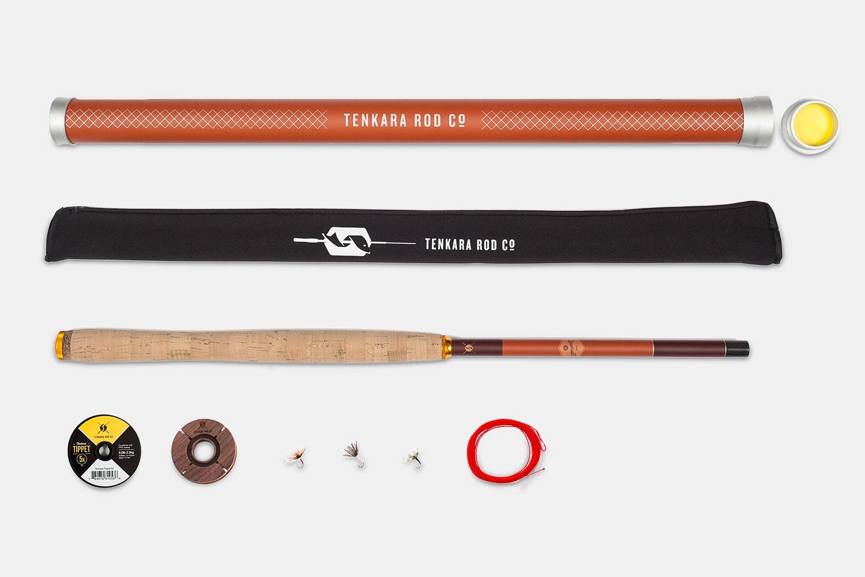 Tenkara Rod Co Sawtooth Package