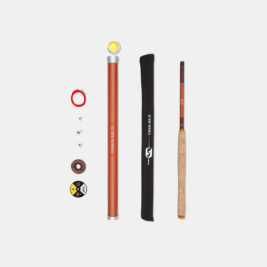 Tenkara Rod Co Sawtooth Package