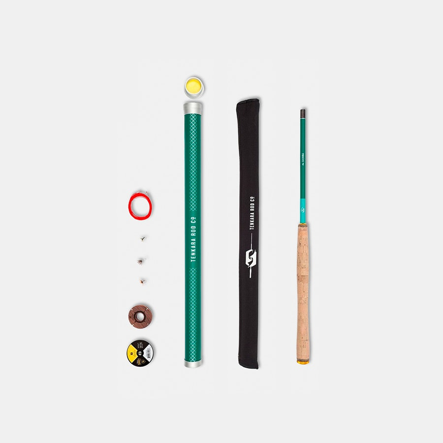 Tenkara Rod Co. Sierra Package