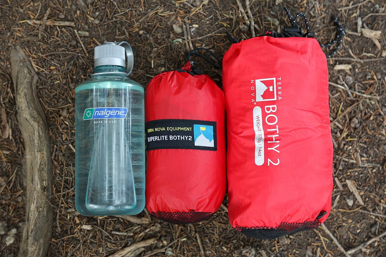 Terra Nova Bothy Bags