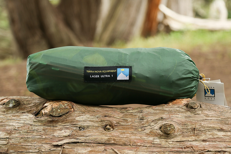 Terra Nova Laser Ultra 1P Tent