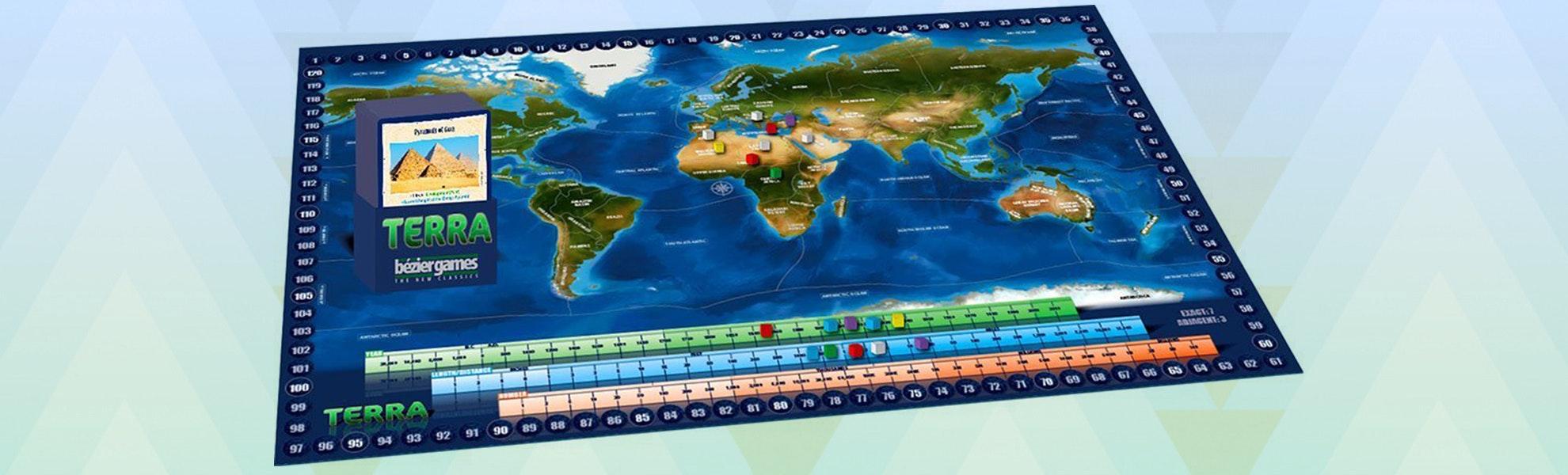 Terra Board Game