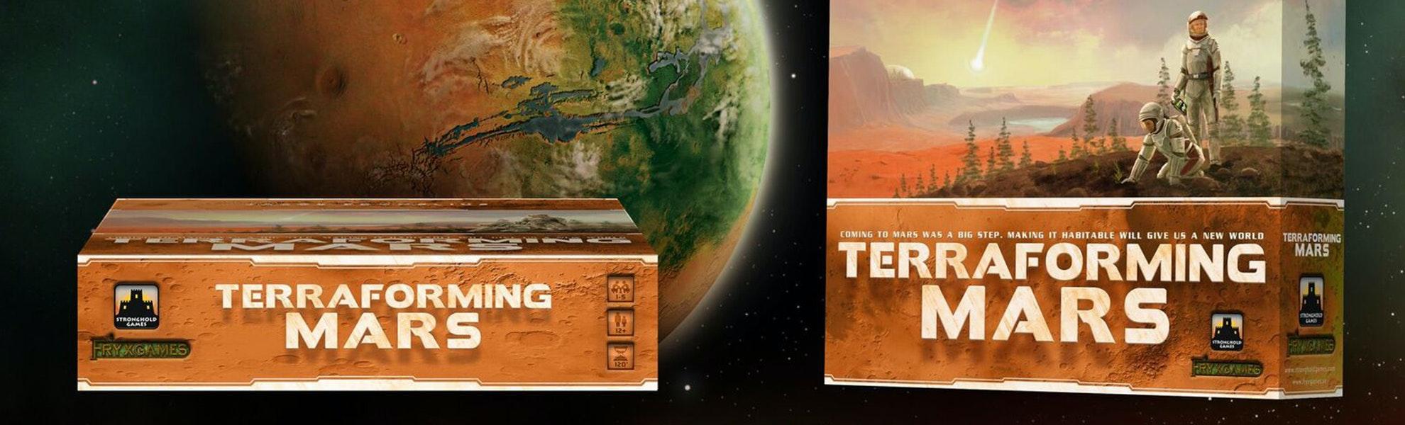 Terraforming Mars Preorder