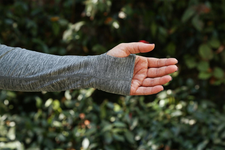 Terramar Thermoregulation Long-Sleeve Tops