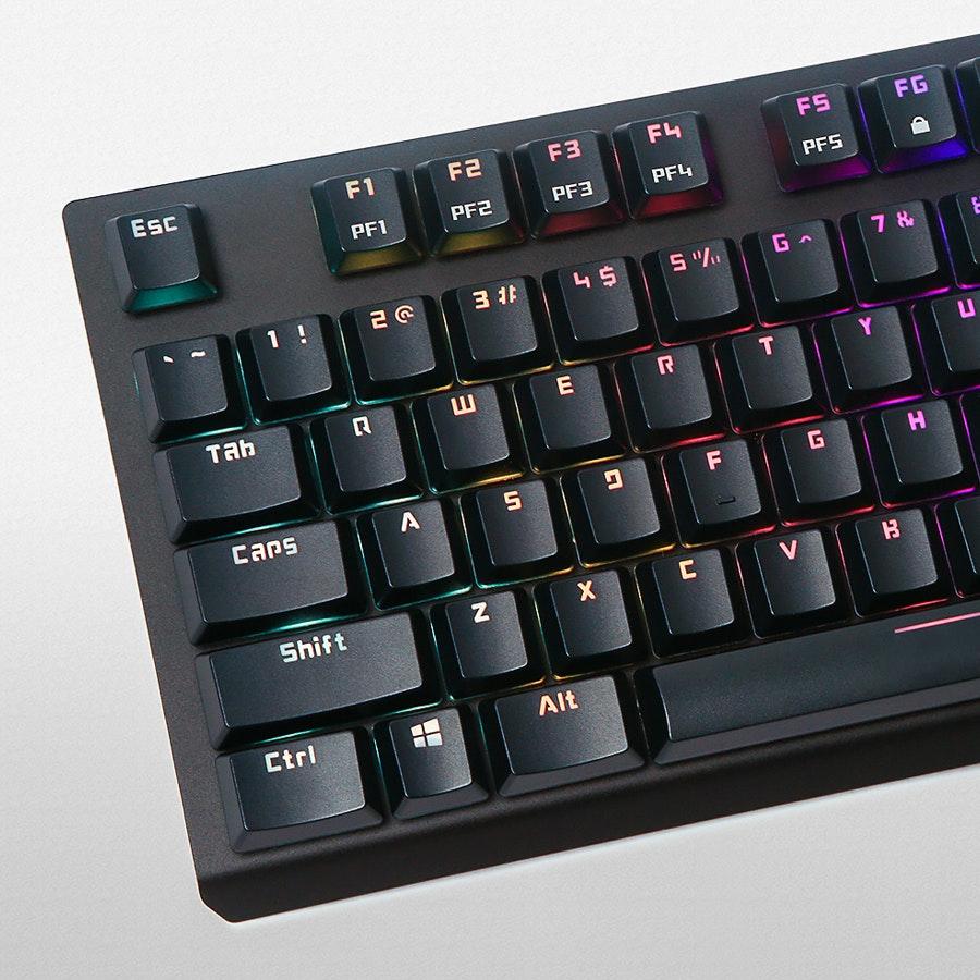 Tesoro Gram Spectrum RGB Gaming Mechanical Keyboard