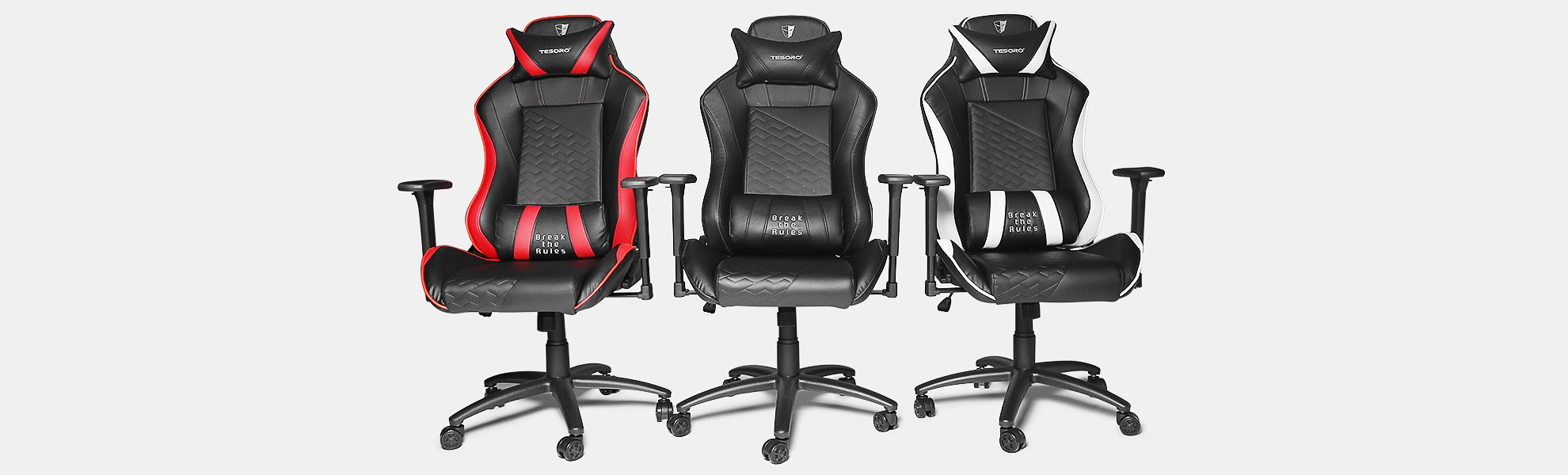 Tesoro Zone Balance Gaming Chairs