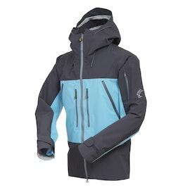 TB Jacket: Men's Graphite/Blue