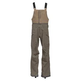 TB Bib Pants: Men's Brown (- $10)