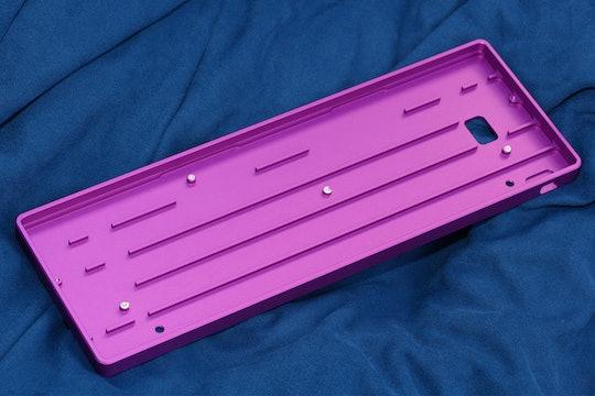 TEX Aluminum CNC 60% Keyboard Case