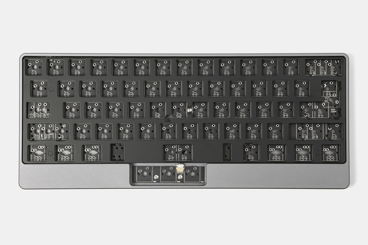 Tex Yoda II TrackPoint Mechanical Keyboard Kit