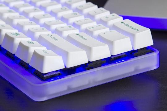 TEX Acrylic CNC 60% Keyboard Case