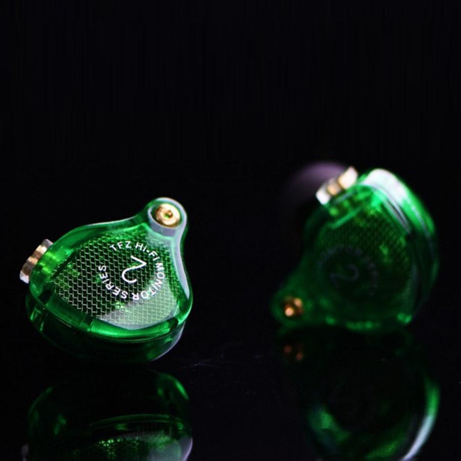 Series 2 – Transparent Green