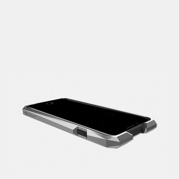 sale retailer f2a22 ffcbe Advent Titanium iPhone Cases by Gray International | Price & Reviews ...