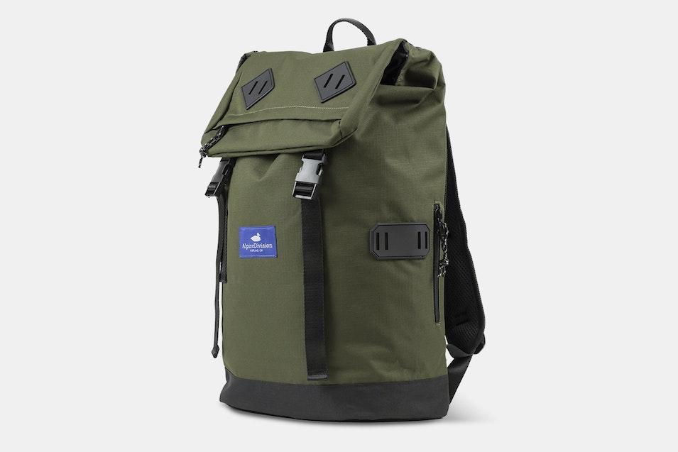 Alpine Division McKenzie Ripstop Backpack  528ccab71e466