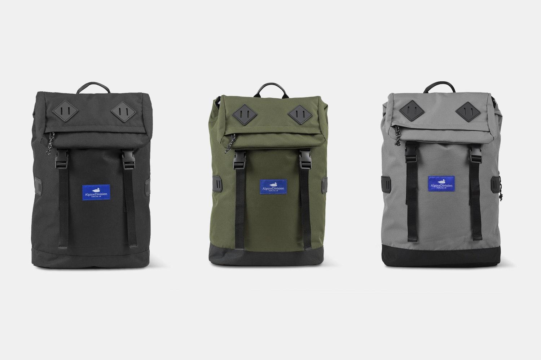 Alpine Division McKenzie Ripstop Backpack