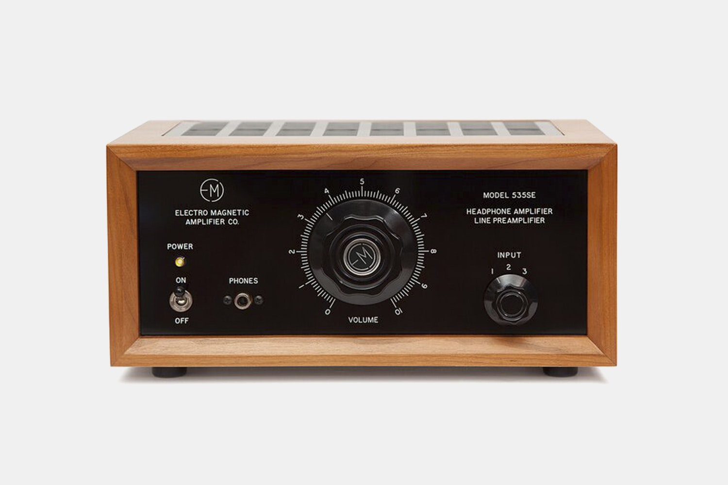 The Audio Guild EMAC 535SE Headphone Amp
