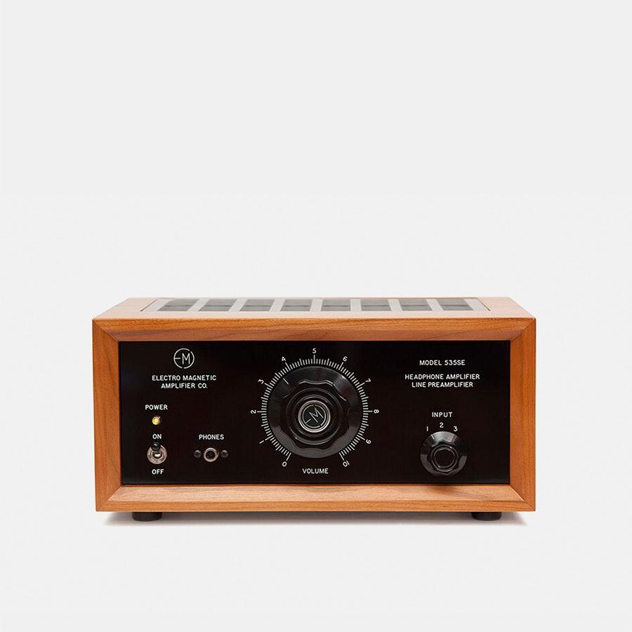 The Audio Guild EMAC 535SE Headphone Amp