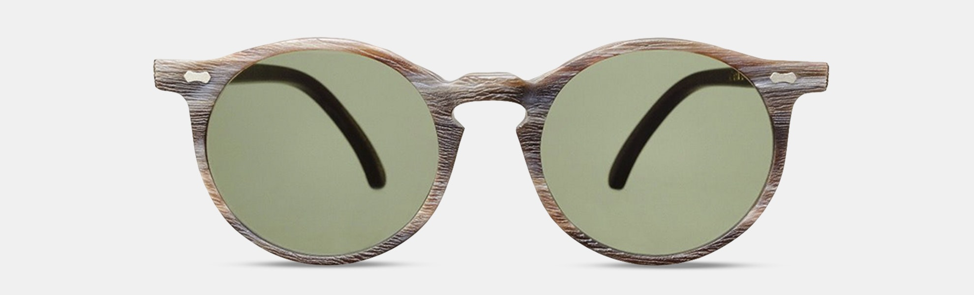 The Bespoke Dudes Canvas Sunglasses