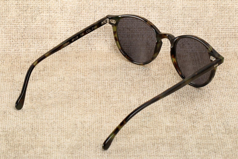 The Bespoke Dudes Cran Sunglasses