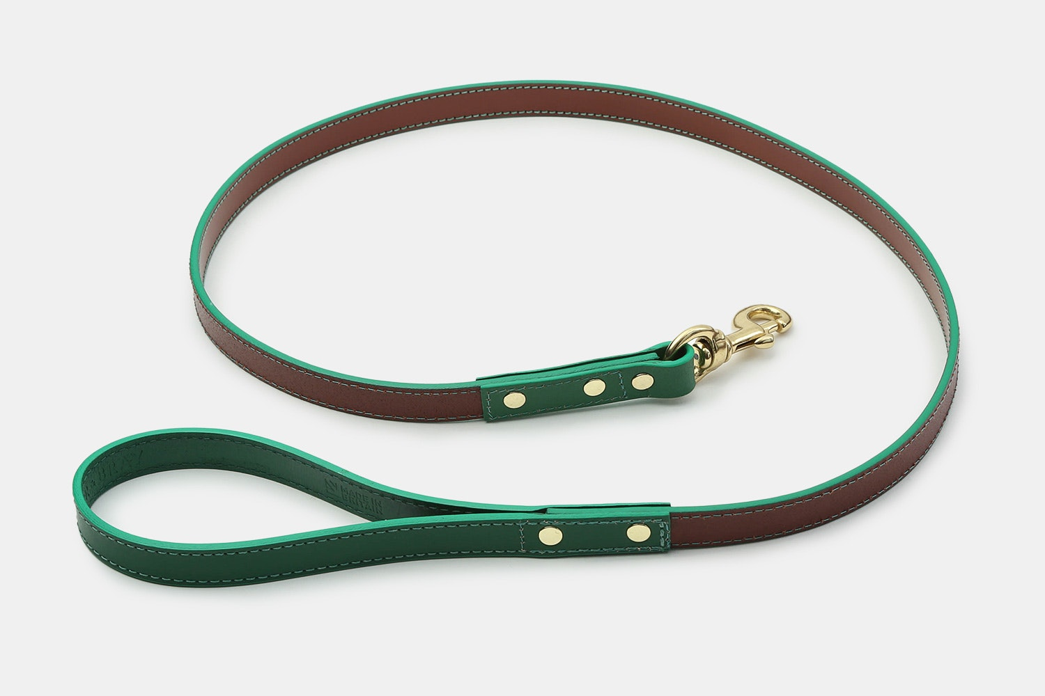 The British Belt Co. Dog Collar & Lead
