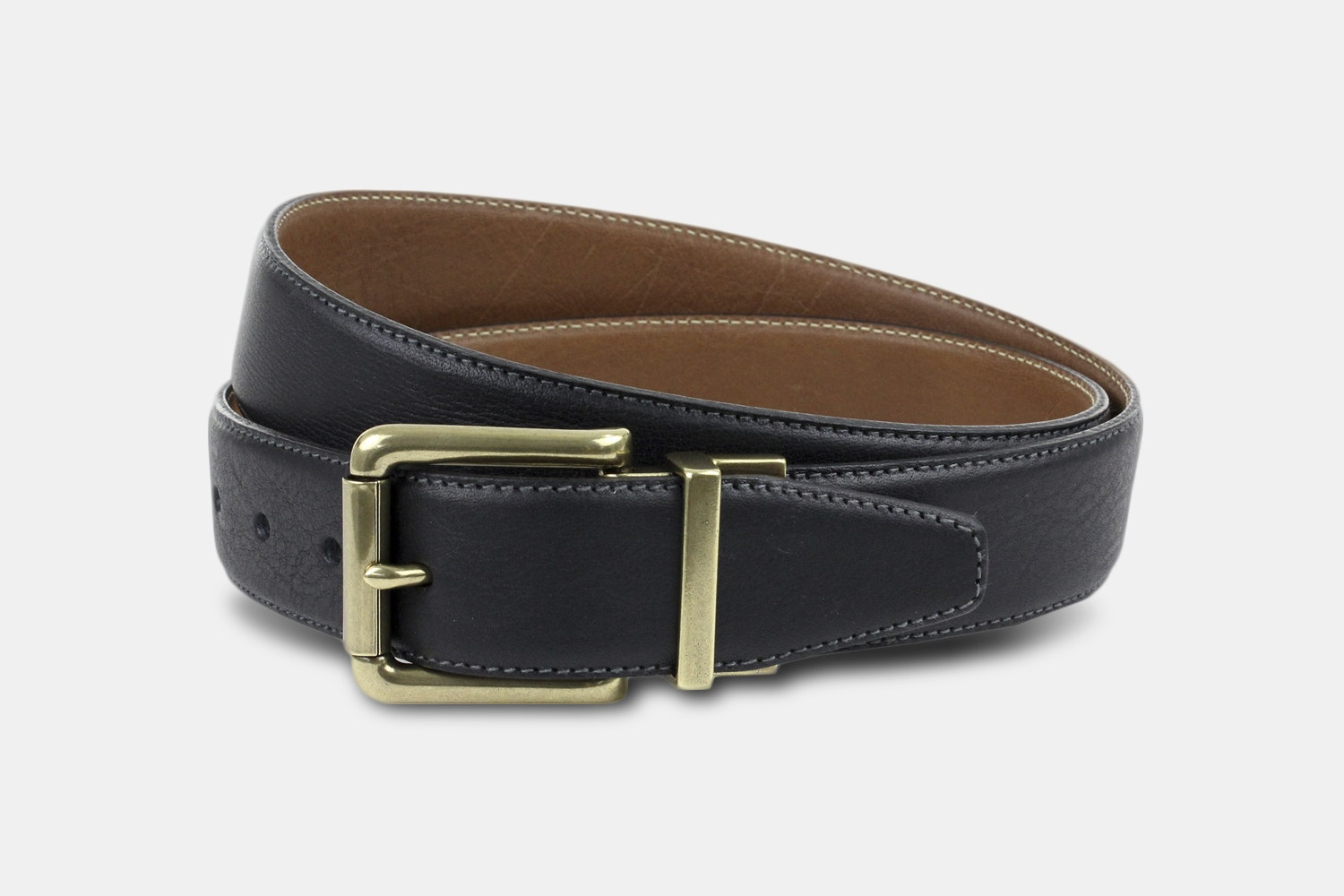 The British Belt Co. Gunthorpe Reversible Belt