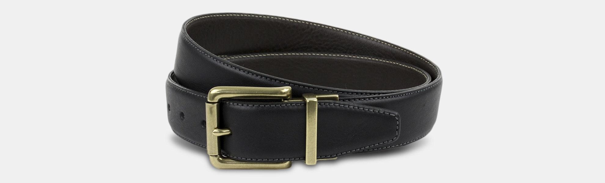 The British Belt Co. Gunthorpe Reversible Belt