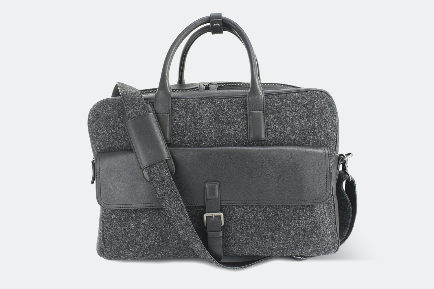 The British Belt Co. Harris Tweed Bags