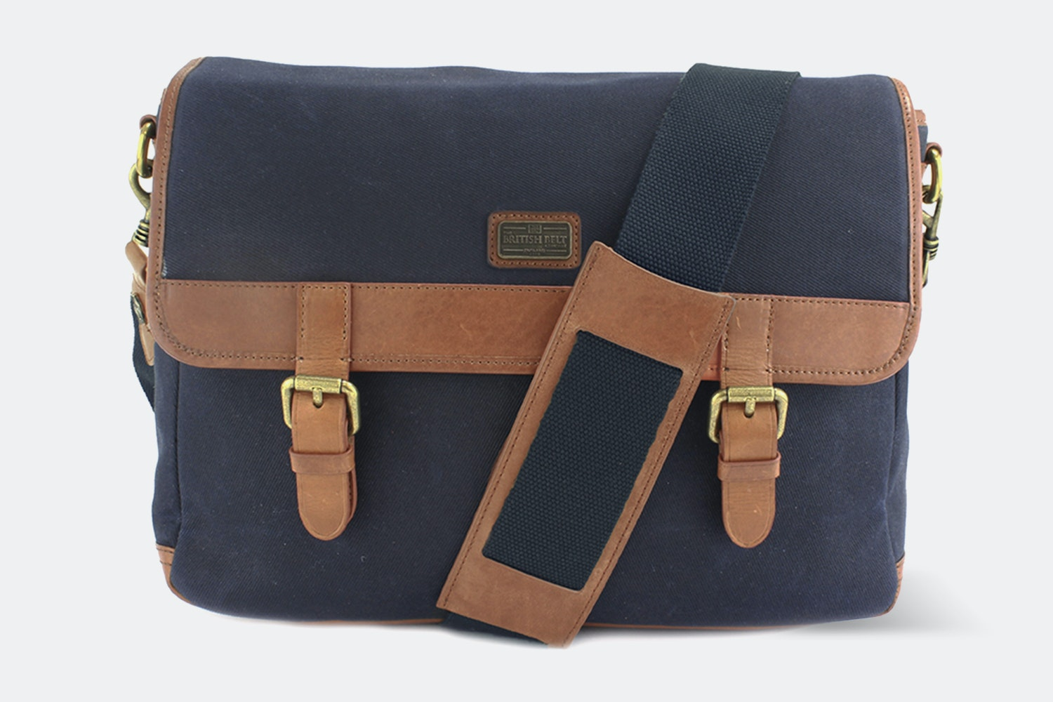 The British Belt Co. Langdale Messenger Bag