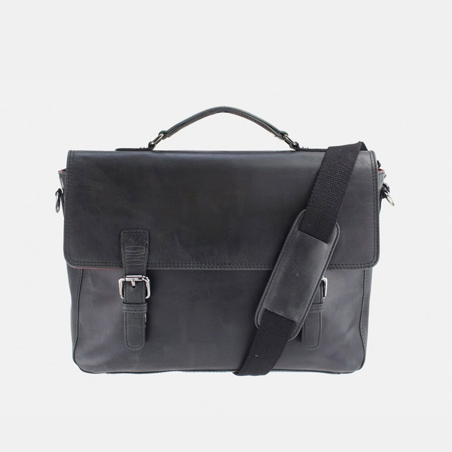 The British Belt Co. Oakhurst Satchel