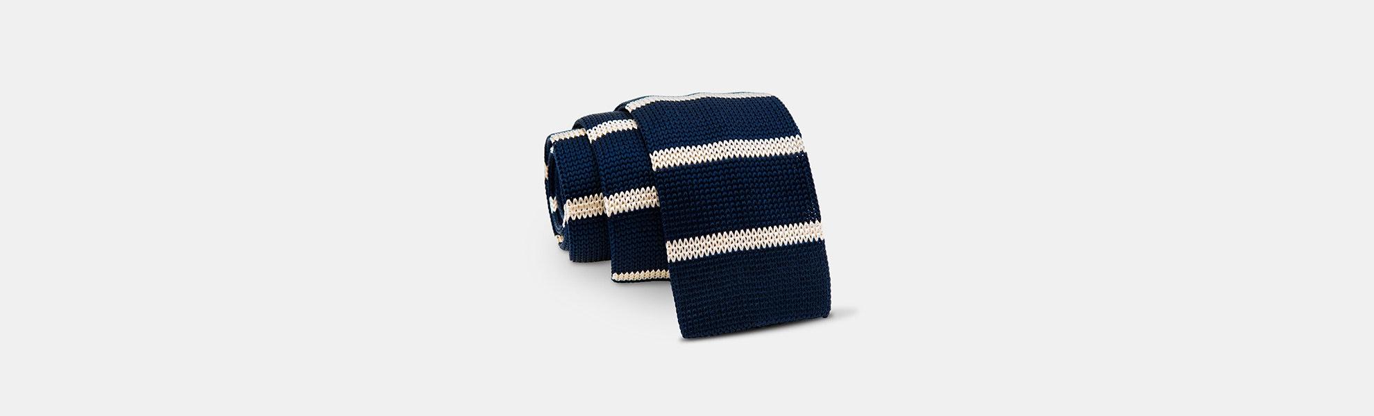 The Dark Knot Knit Ties