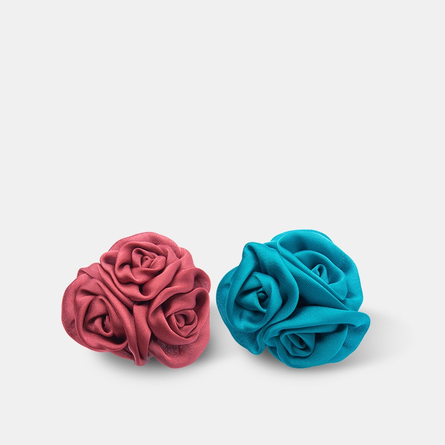 The Dark Knot Lapel Flowers (2-Pack)