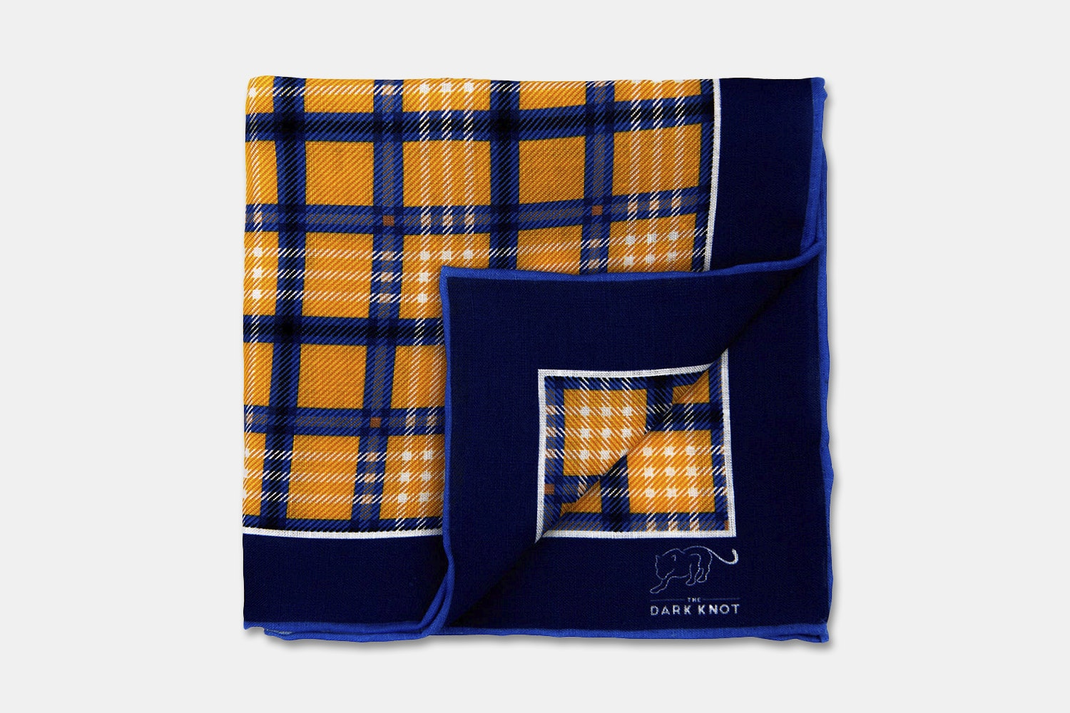 Canaan - Yellow/Blue/White - Linen