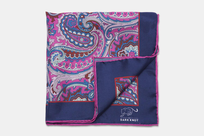 Altamont Pink - Silk